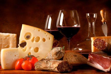 Abbinamenti vino-cibo 1: gli abbinamenti di base