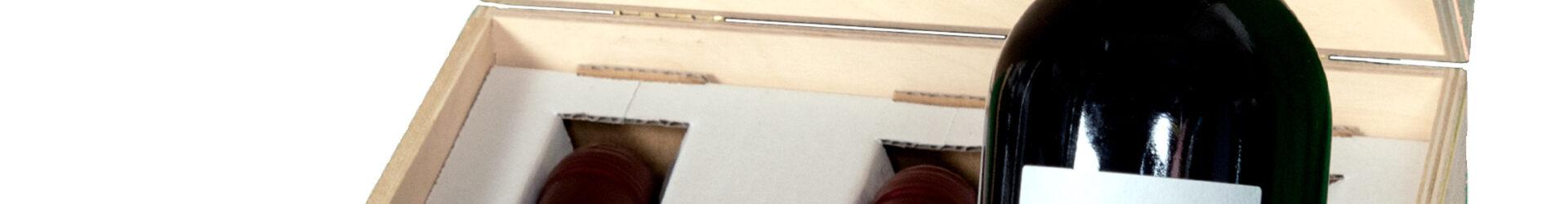 Tris di Rossi Piemontesi Classici in scatola di legno