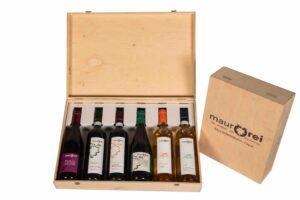 collezione di vini mauro rei per ragalo